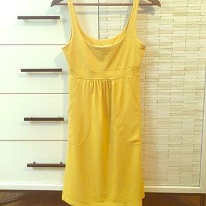 Susana Monaco Women's Yellow Dress